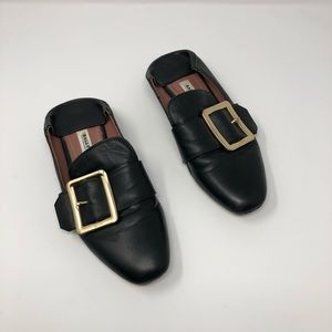 Bally Janelle Loafers - Black